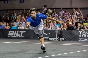Philippoussis Beats Sampras in Vancouver 2015