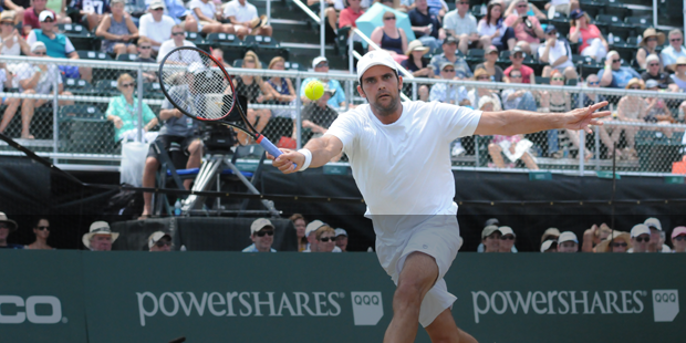 Philippoussis Remains Undefeated In 2016 On PowerShares Series with Winston-Salem Win
