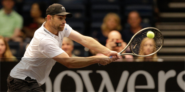 RODDICK WINS POWERSHARES SERIES TITLE IN RETURN TO BIRMINGHAM