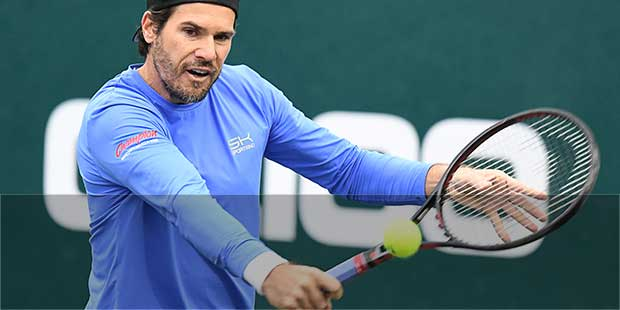 TOMMY HAAS TO REIGNITE RIVALRY WITH FELLOW TOURNAMENT DIRECTOR JAMES BLAKE